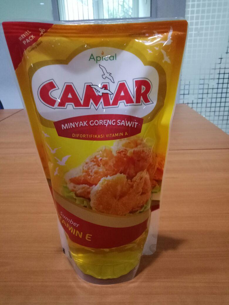 Jual Minyak Goreng Camar Pouch 1 Liter Harga Murah Kota Tangerang Sunco 2 L Dus 6 Pcs Oleh Pt Jaya Utama Santikah