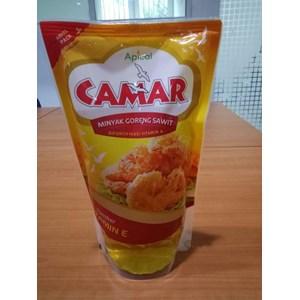 Minyak goreng Camar Pouch 1 liter