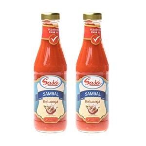 SAMBAL SASA KELUARGA 340 ml