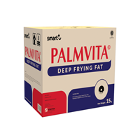 PALMVITA DEEP FRYING FAT 15 KG  1