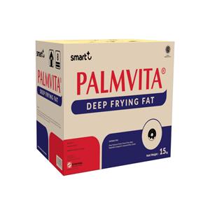 PALMVITA DEEP FRYING FAT 15 KG