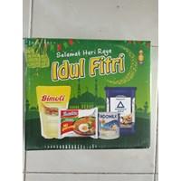 Jual Paket  bingkisan sembako  hari raya Idhul Fitri