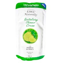 LEIVY SHOWER CREAM 900ML POMELO - REFFIL