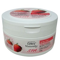 LEIVY BODY SCRUB SPA 250 GR - STRAWBERRY