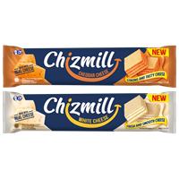 Chizmill wafer