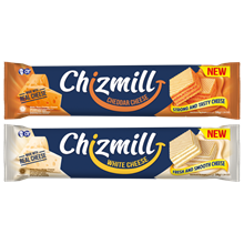 Chizmill wafer