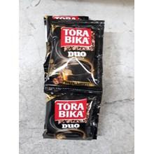 Tora bika Kopi duo Kopi + gula 25 gr