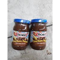 Jual Morin jam chocolate selai botol 170 gr