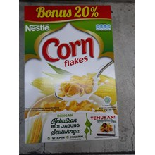 Nestle cereal breakfast flakes box 275 gr