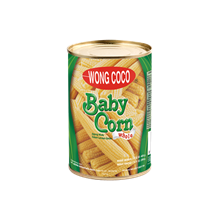 WONG COCO BABY CORN 425 GR