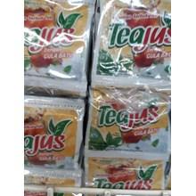 Tea jus minuman instant 8 gr x 60pcsx 6 pax/ctn all variant