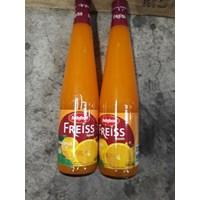 Indofood freiss orange botol 500ml