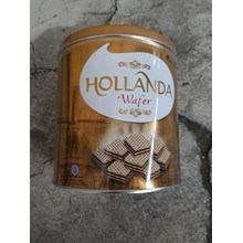 Hollanda biscuit kaleng 340 gr