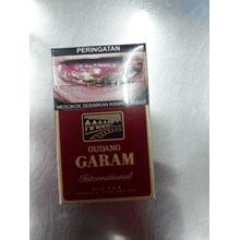 rokok gudang garam international 12
