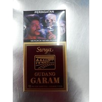 rokok gudang garam surya 12