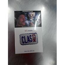 Clas mild rokok filter 16x10pax/slop