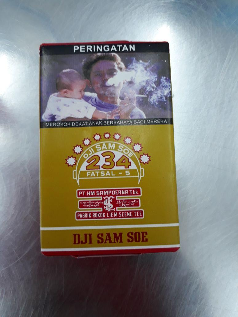 Sell Dji Sam Soe 234 Contains 12 Pcs Of X10pax Slop Kretek Rokok U Mild 16 Cigarettes From Indonesia By Pt Jaya Utama Santikahcheap Price