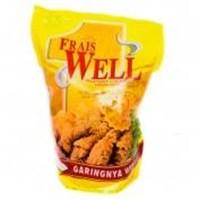 Minyak Goreng Frais well refill 2 liter