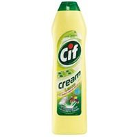 CIF CREAM CLEANSER LEMON 720 GR