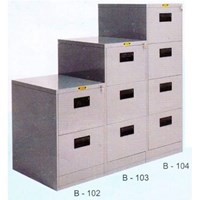 Jual Filing Cabinet Brother 4 Laci B 104