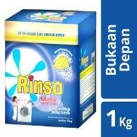 Rinso matic Front load 1kg murah
