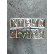 teh bubuk hijau cap botol 1 x200 pcs/ctn