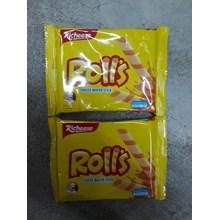 ROLL'S  RICHEESE 43 GR
