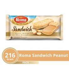 ROMA SANDWICH PEANUT 216 GRAM