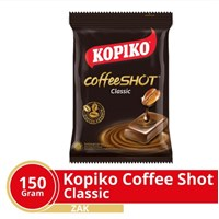 KOPIKO COFFEE SHOT CLASSIC 150 GRAM