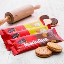 Regal biskuit marie Duo 20 (Coklat/vanila) 8x12 / 96 bungkus