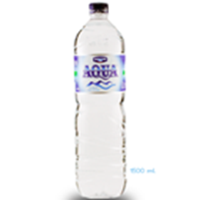 Aqua Mineral Water Bottle 1500ml Box (12x1500ml)
