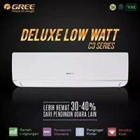 AC GREE TYPE C3 SERIES -DELUXE LOW WATT