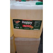 HAPPY SOYA OIL 18 LITER JERIGEN