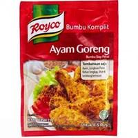 Jual ROYCO BUMBU KOMPLIT AYAM GORENG 22G