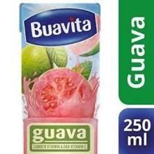 BUAVITA GUAVA 250 ML x 12 pcs/karton