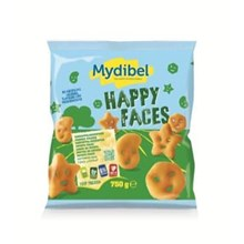 MYDIBEL happy face 0.75kg x 12 pack per carton