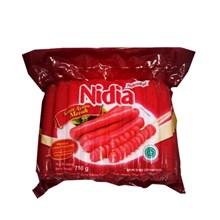 Nidia Sosis ayam merah 750 gr x 30pcs x 10 pack/carton