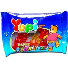 Yupi Bears Hanging Bag 24x110gr