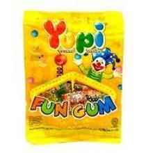 Yupi Fun Gum Hanging Bag 24x120gr
