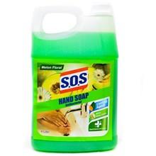 s.o.s sabun cuci tangan 4L