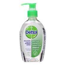 dettol hand sanitizer 200ml pump
