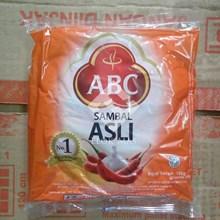 abc sambal asil 9gr x 22 sachet per pax