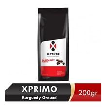 XPRIMO COFFEE BURGUNDY GROUND 200GR Minuman Kopi