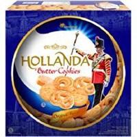 Hollanda Buteer Cookies 300 gram  sku 009