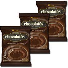 Minuman Coklat Chocolatos - DRINK5 Isi 3 Renceng (30 pcs) By Minuman Lainnya  sku009