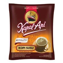 Kapal Api Kopi Susu 31 gram (isi 20 sachet/bag)