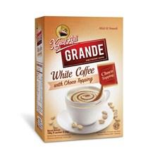 Kapal Api Grande White Coffee 20 gram (isi 5 Sachet/dus)