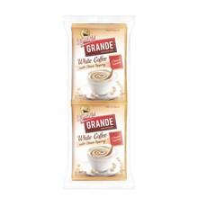 Kapal Api Grande White Coffee 20 gram (isi 10 Sachet/pack)