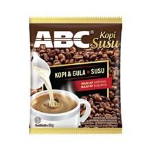 ABC Kopi  Susu 31 gram (isi 10 sachet/renceng X12 receng/karton)