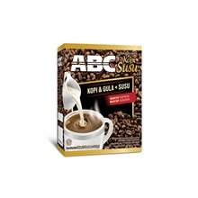 ABC Kopi  Susu 31 gram (isi 5 sachet/box X 24 Box/karton)